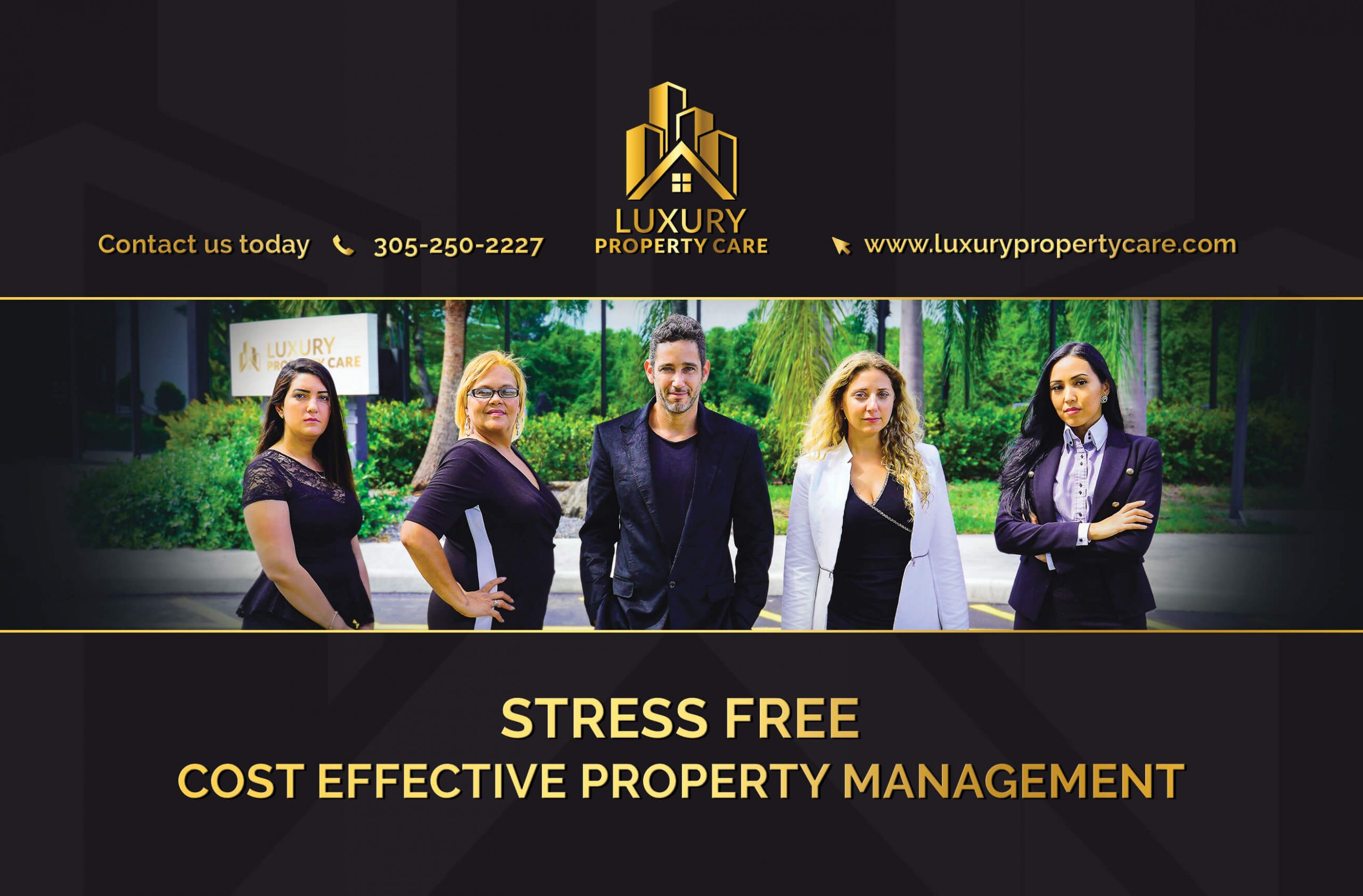 experienced property managers to manage your real estate in florida