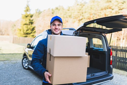 managing home moving service on your behalf