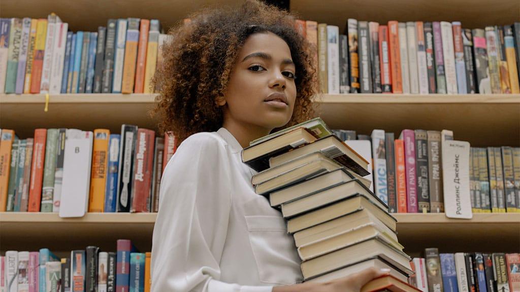 Re-Style Your Bookshelf