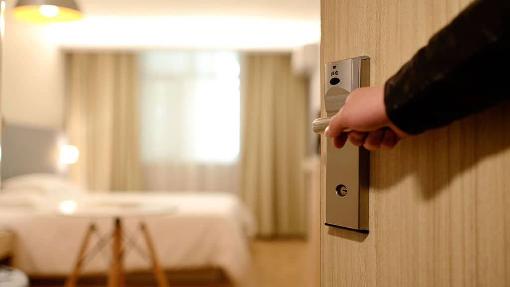 Respect the tenant's time and privacy