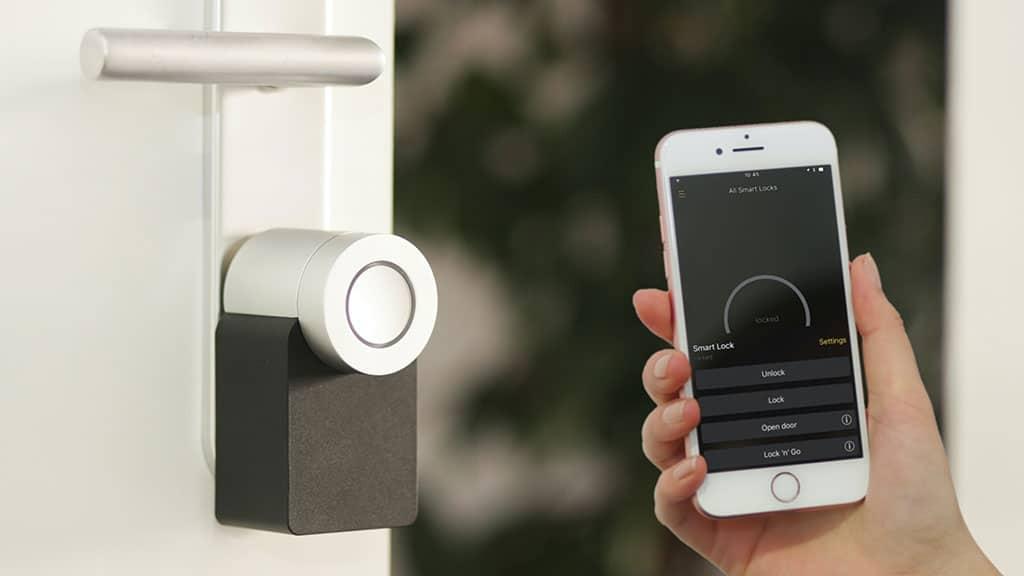 Switch to Smart Door Locks