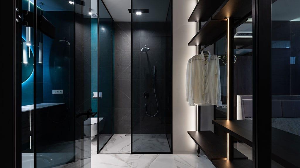 Upgrade to a Sanitizing Closet