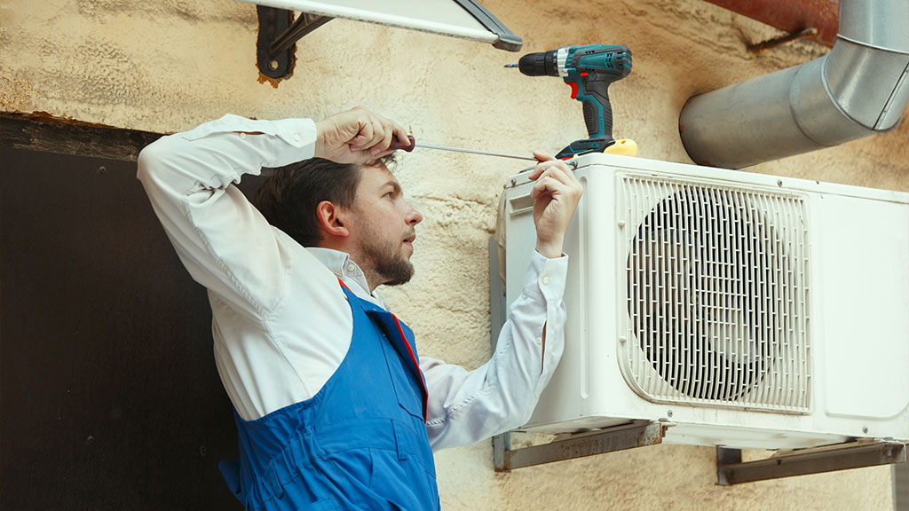 Replace air filters