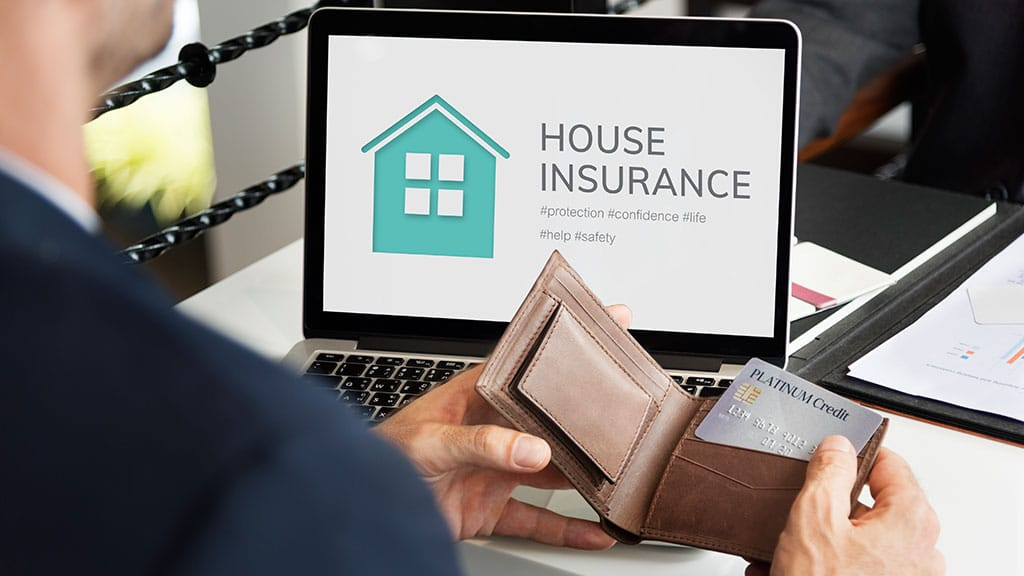 Does home insurance cover mold resulting from negligence?