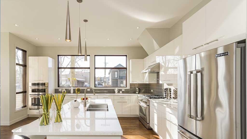 Upgrade to energy-efficient appliances