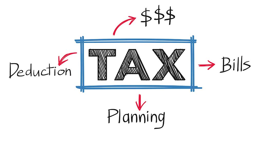 What home improvements are tax-deductible when selling?