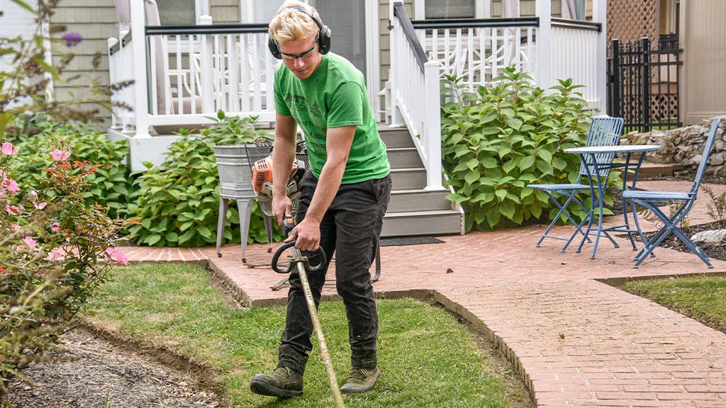 Consider Landscaping Upgrades