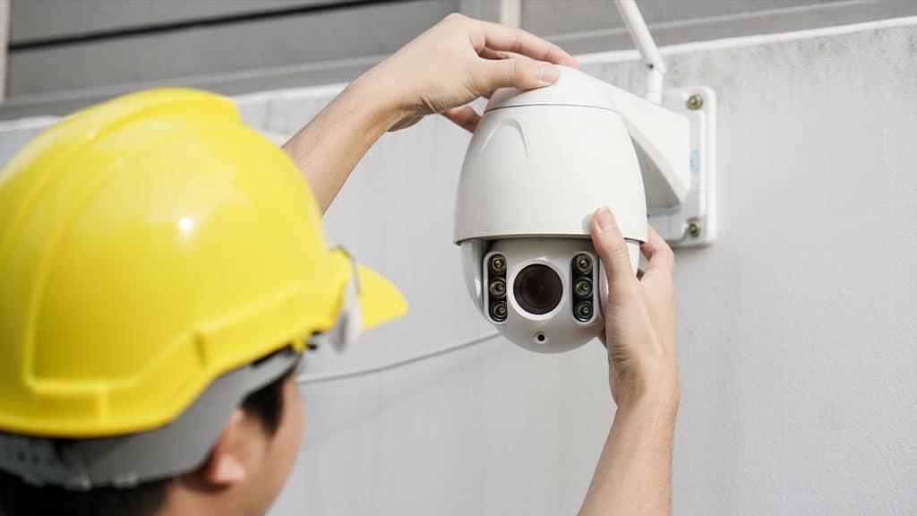 Install a Security Camera