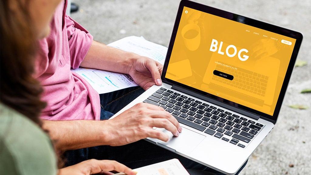 Create enticing blog content