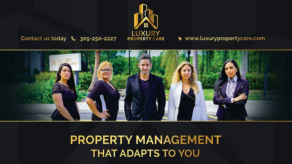 Four Reasons to Choose Luxury Property Care
