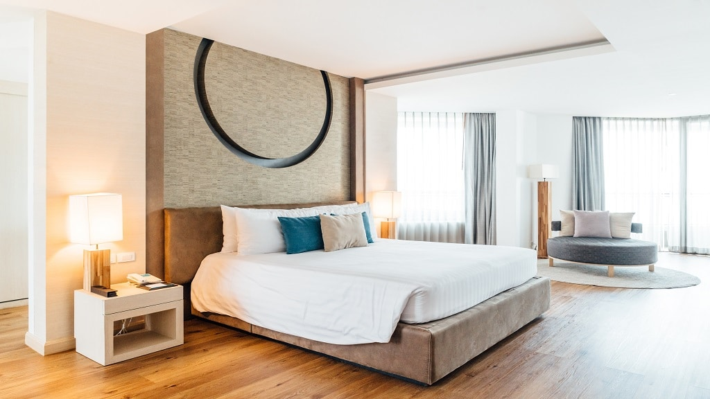 Refresh the Guest Rooms