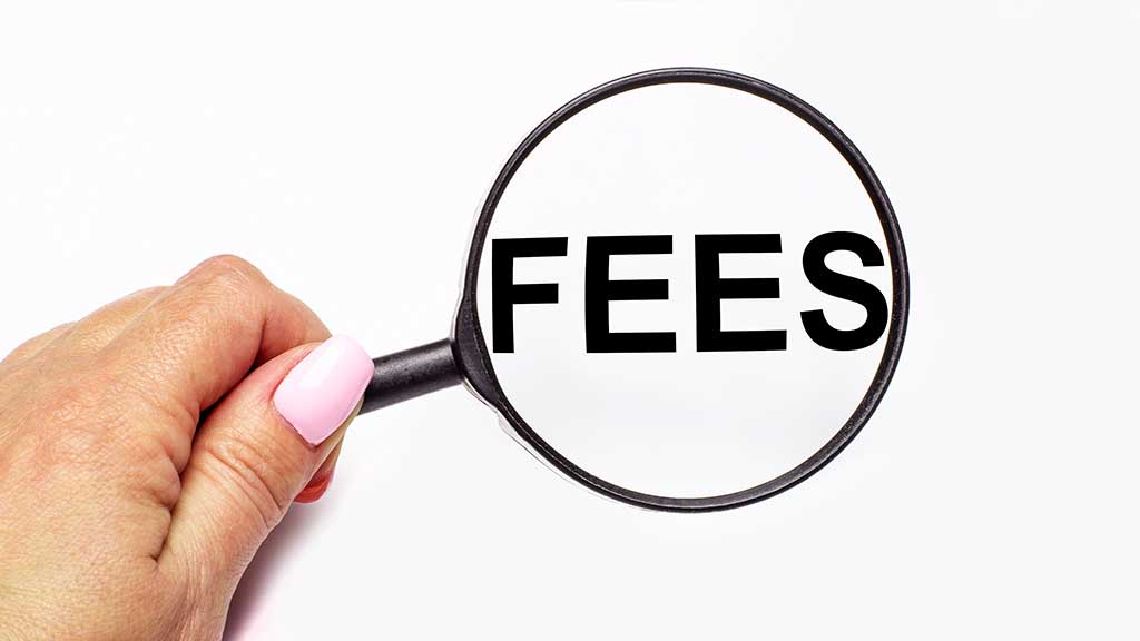 The HOA Fees are Expensive