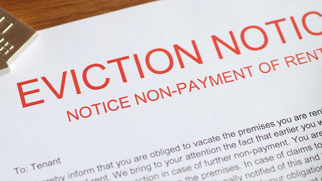 Why Won't Tenants Leave After Eviction